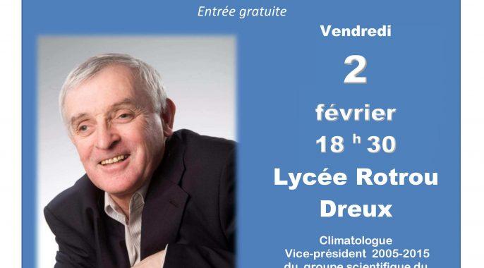 La conférence de Jean Jouzel